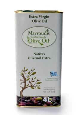 Extra virgin olive oil 4L