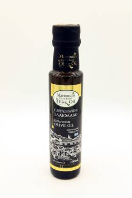 Extra virgin olive oil 100ml Glass