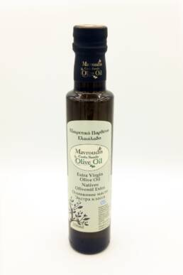 Extra virgin olive oil 250ml Glass