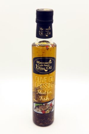 Olive oil Dressing for fish 250ml