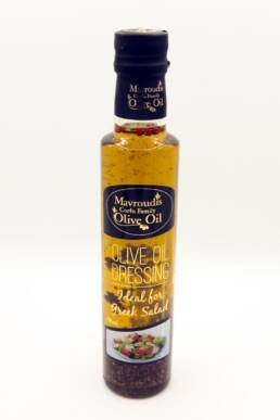 Olive oil Dressing for Greek salad 250ml