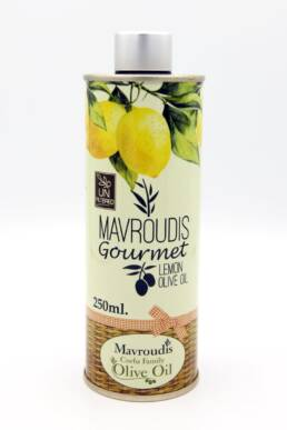 Gourmet Lemon extra virgin olive oil 250ml
