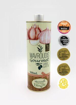Gourmet Garlic extra virgin olive oil 500ml