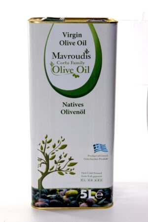 Virgin olive oil 5L