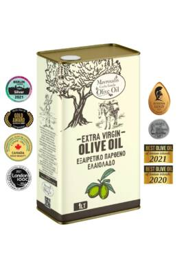 Mavroudis Monovarietal Lianelia Extra virgin olive oil1L