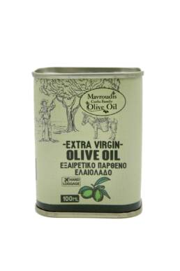 Extra virgin olive oil 100ml Square
