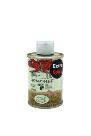 Gourmet Extra Spicy Chilli extra virgin olive oil 100ml