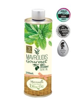 Gourmet Mint & Spearmint extra virgin olive oil 250ml