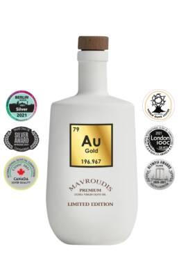 Au Gold Premium Extra Virgin Olive Oil