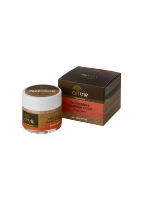 SCRUB CREAM EXFOLIATING AND CLEANSING ALMOND & QUINCE